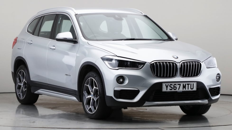2017 Used BMW X1 2L xLine 20d
