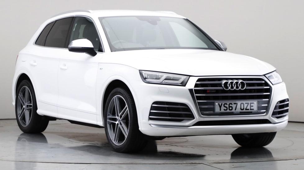 2018 Used Audi SQ5 3L TFSI V6