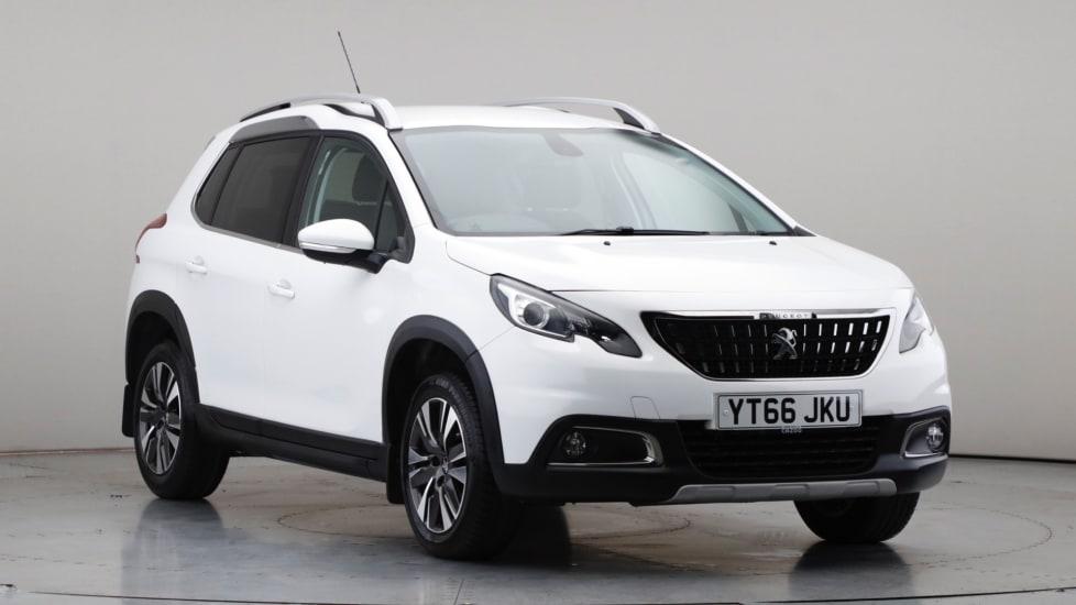 2016 Used Peugeot 2008 1.2L Allure PureTech