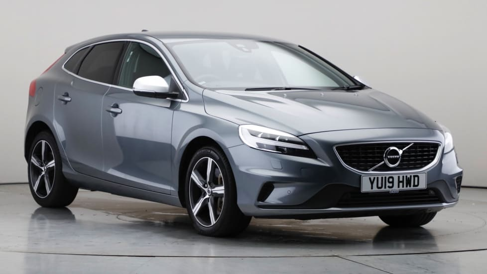 2019 Used Volvo V40 1.5L R-Design Edition T2