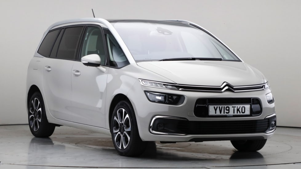 2019 Used Citroen Grand C4 SpaceTourer 1.5L Flair BlueHDi