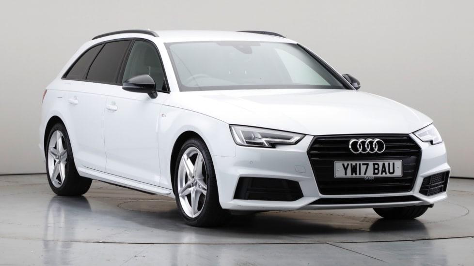 2017 Used Audi A4 Avant 2L S line ultra TDI