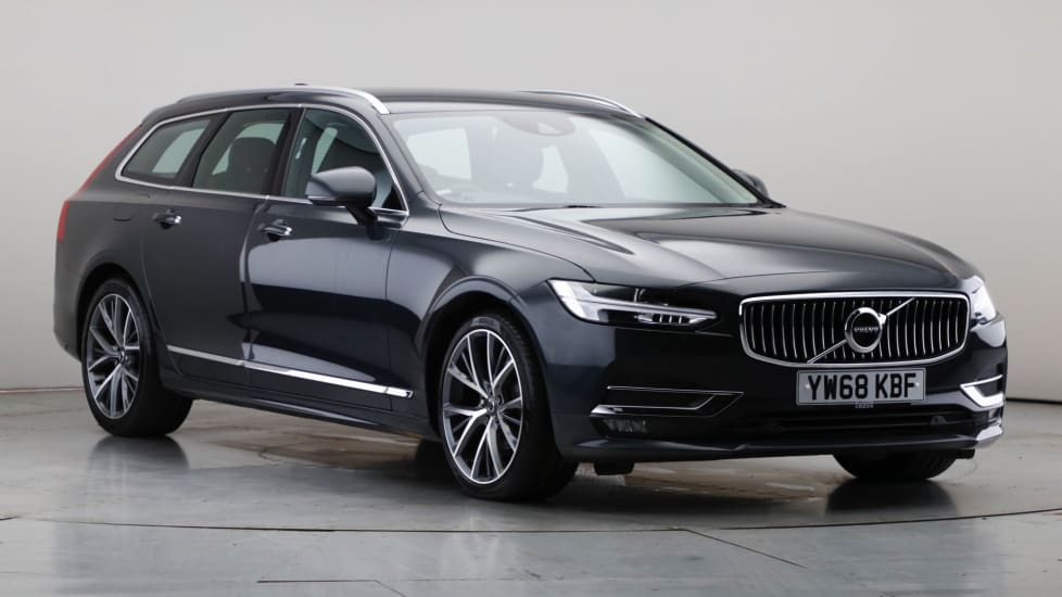 2019 Used Volvo V90 2L Inscription D4