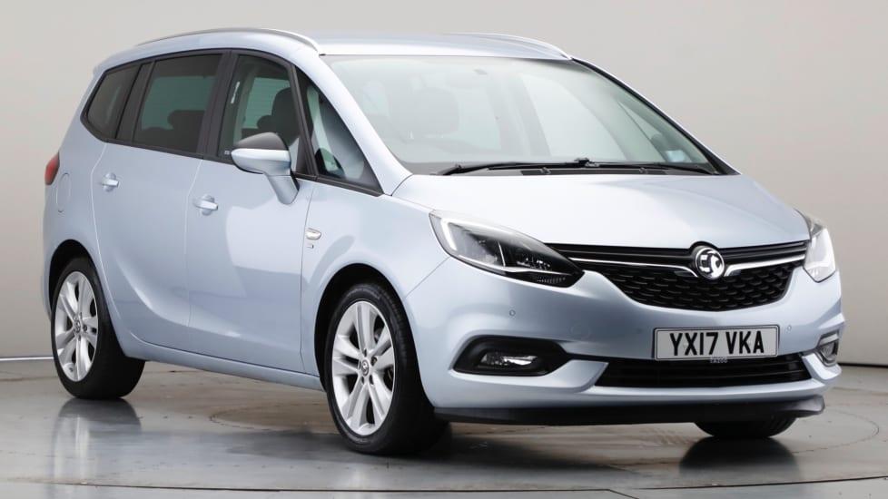 2017 Used Vauxhall Zafira Tourer 1.4L SRi Nav i Turbo