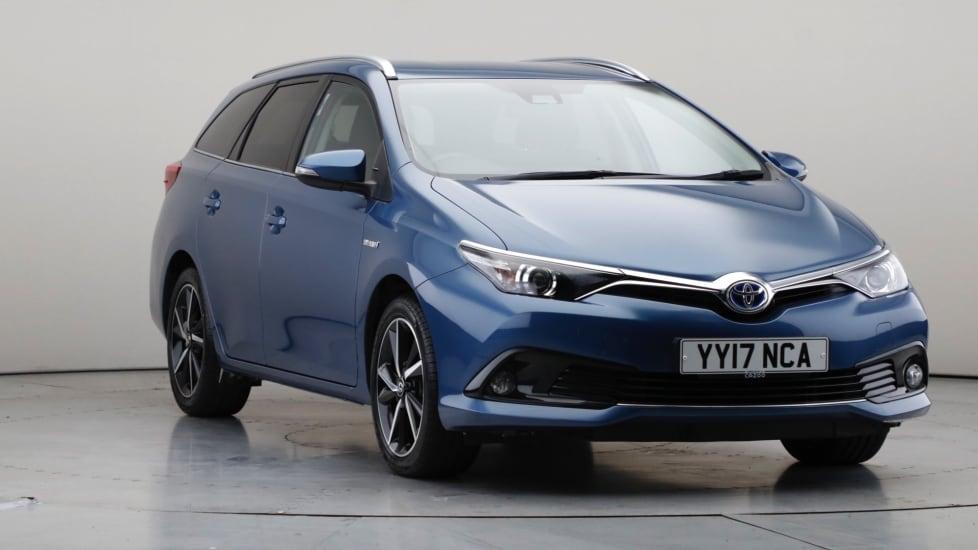 2017 Used Toyota Auris 1.8L Design VVT-h