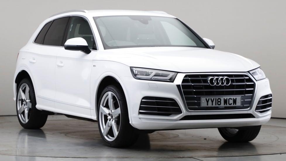 2018 Used Audi Q5 2L S line TFSI