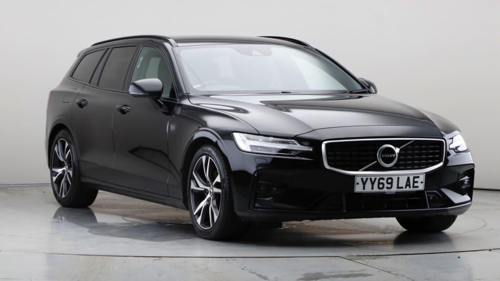 2019 Used Volvo V60 2L R-Design Plus D3