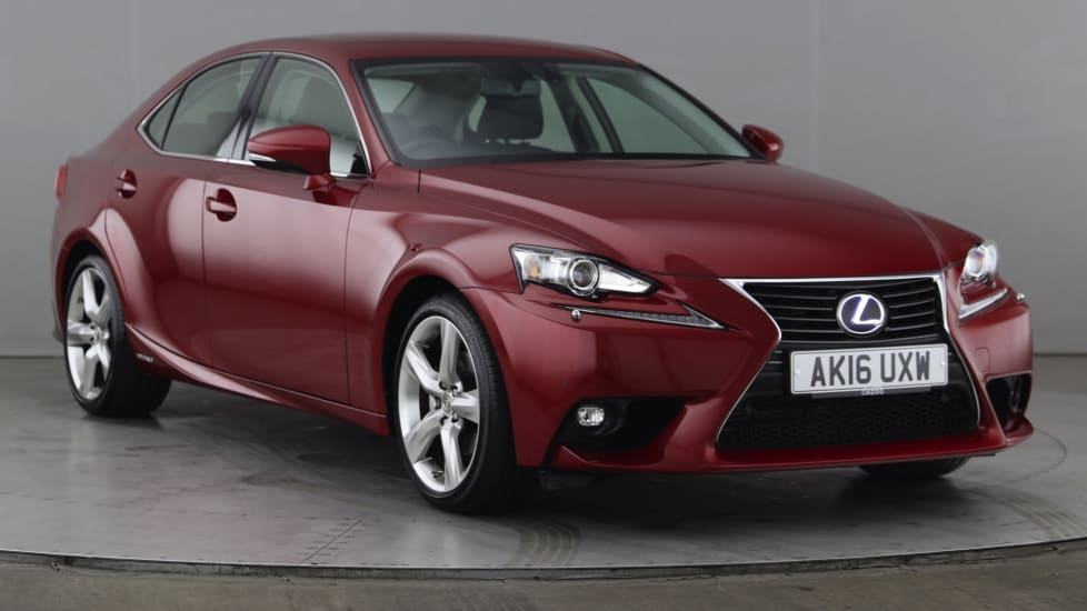 2016 Used Lexus IS 300 2.5L Premier