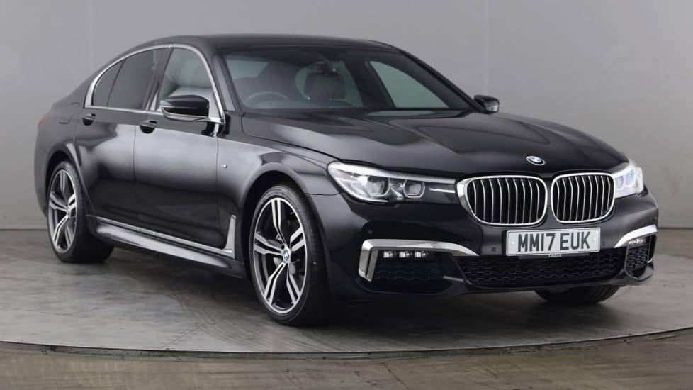 2017 Used BMW 7 Series 3L M Sport 730d