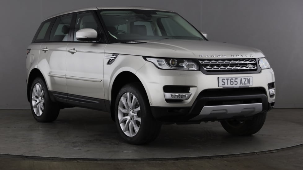 2015 Used Land Rover Range Rover Sport 3L HSE SD