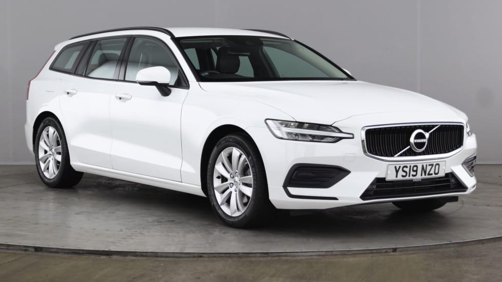 2019 Used Volvo V60 2L Momentum D3