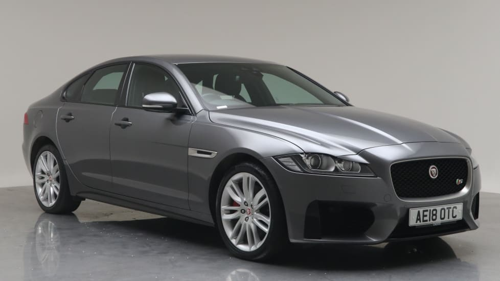 2018 Used Jaguar XF 3L S d V6