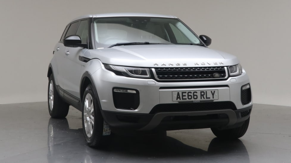 2016 Used Land Rover Range Rover Evoque 2L SE Tech TD4