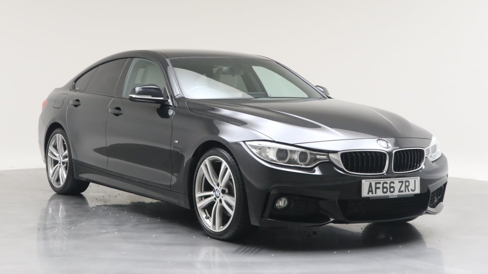 2016 Used BMW 4 Series Gran Coupe 3L M Sport 430d