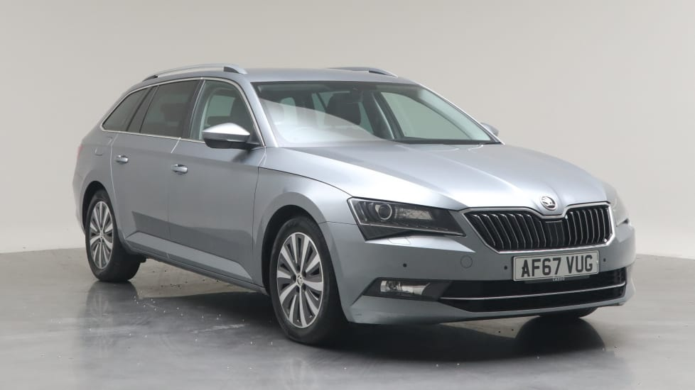 2017 Used Skoda Superb 1.6L SE L Executive Greenline TDI