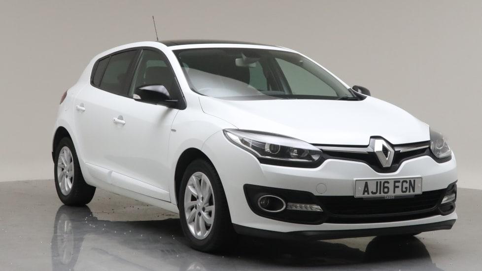 2016 Used Renault Megane 1.5L Limited Nav ENERGY dCi