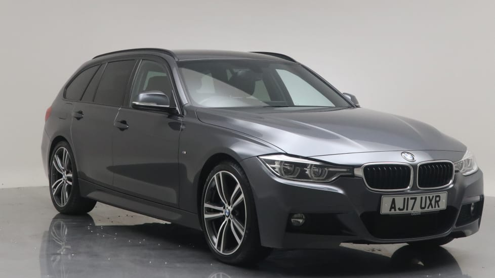2017 Used BMW 3 Series 2L M Sport 320d