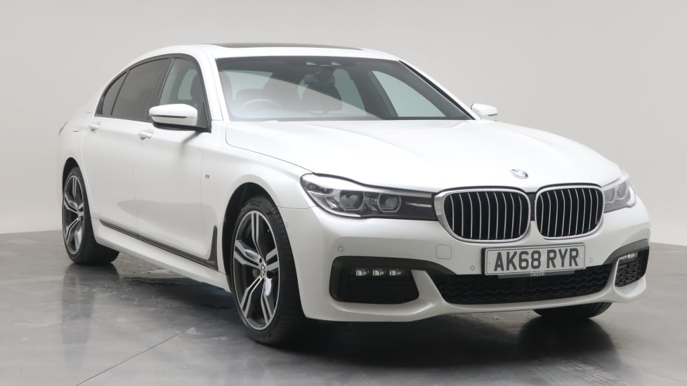 2018 Used BMW 7 Series 3L