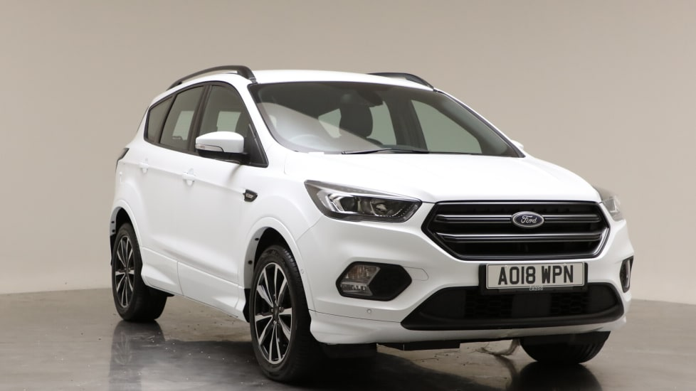 2018 Used Ford Kuga 1.5L ST-Line EcoBoost T