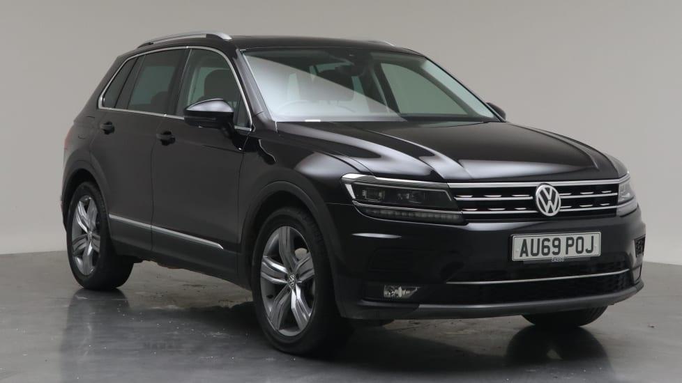 2019 Used Volkswagen Tiguan 2L SEL BiTDI