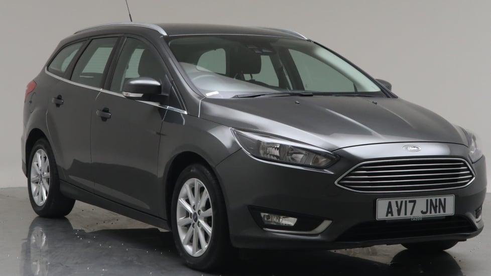 2017 Used Ford Focus 1.5L Titanium EcoBoost T