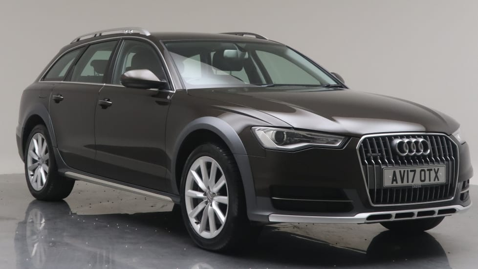 2017 Used Audi A6 Allroad 3L BiTDI V6
