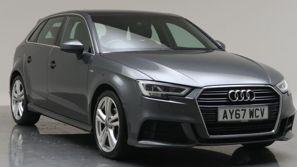 2017 Used Audi A3 1.5L S line CoD TFSI