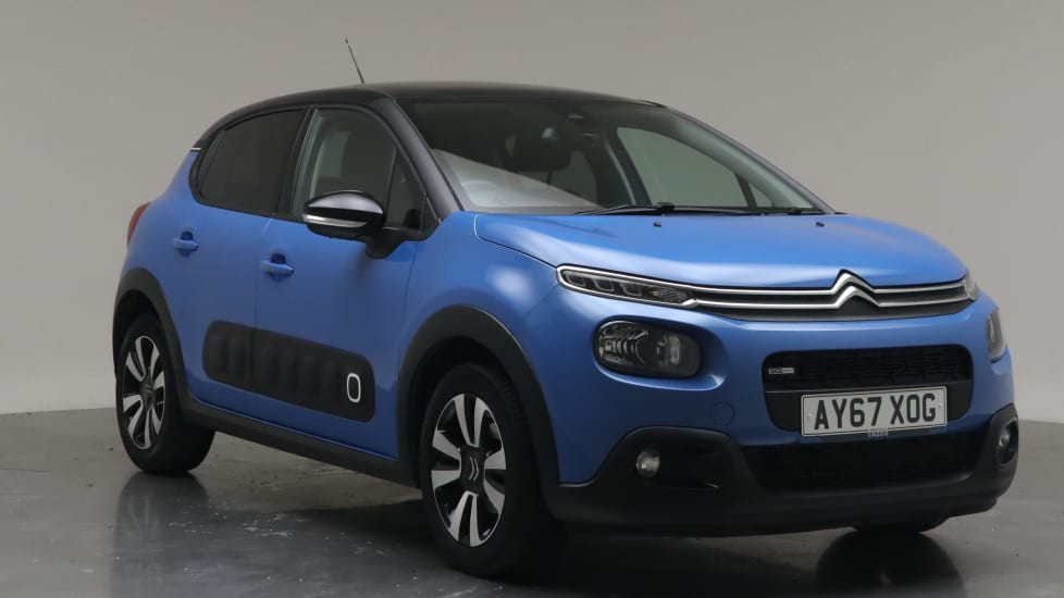 2017 Used Citroen C3 1.2L Flair PureTech
