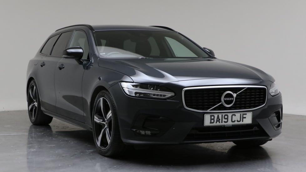 2019 Used Volvo V90 2L R-Design Plus T4