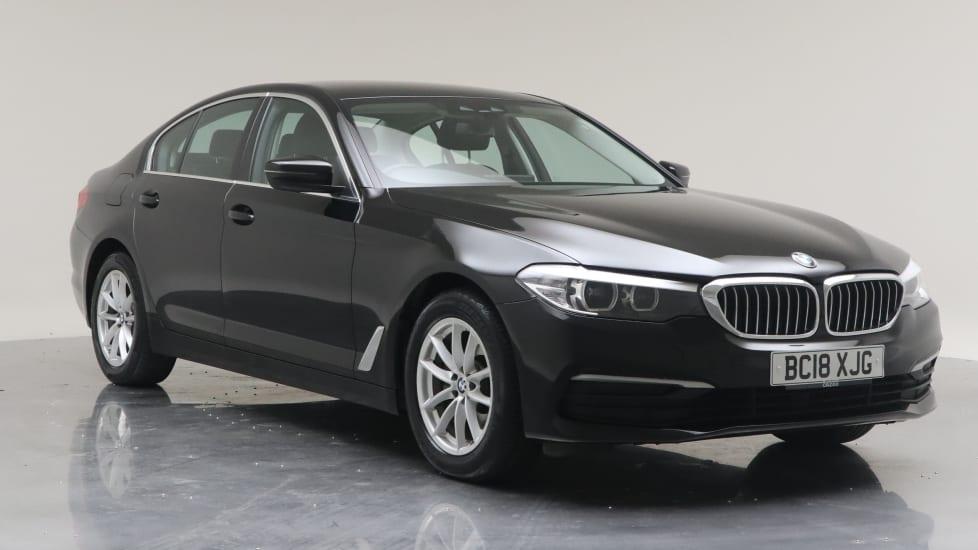 2018 Used BMW 5 Series 2L SE 520d