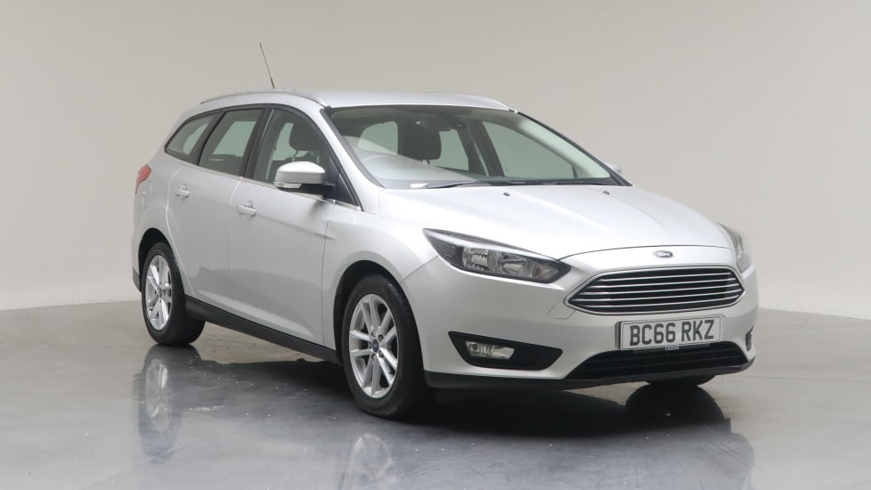 2017 Used Ford Focus 1.5L Zetec TDCi