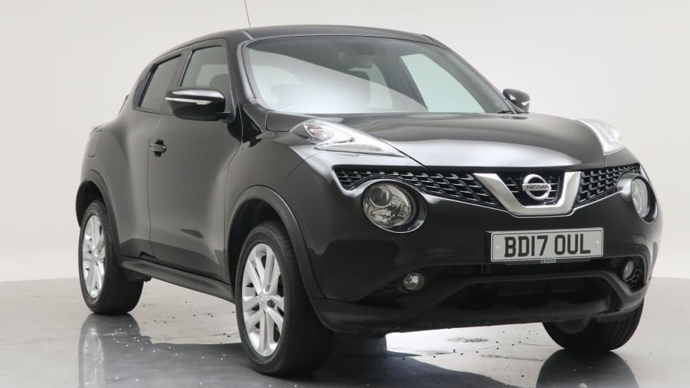 2017 Used Nissan Juke 1.5L N-Connecta dCi