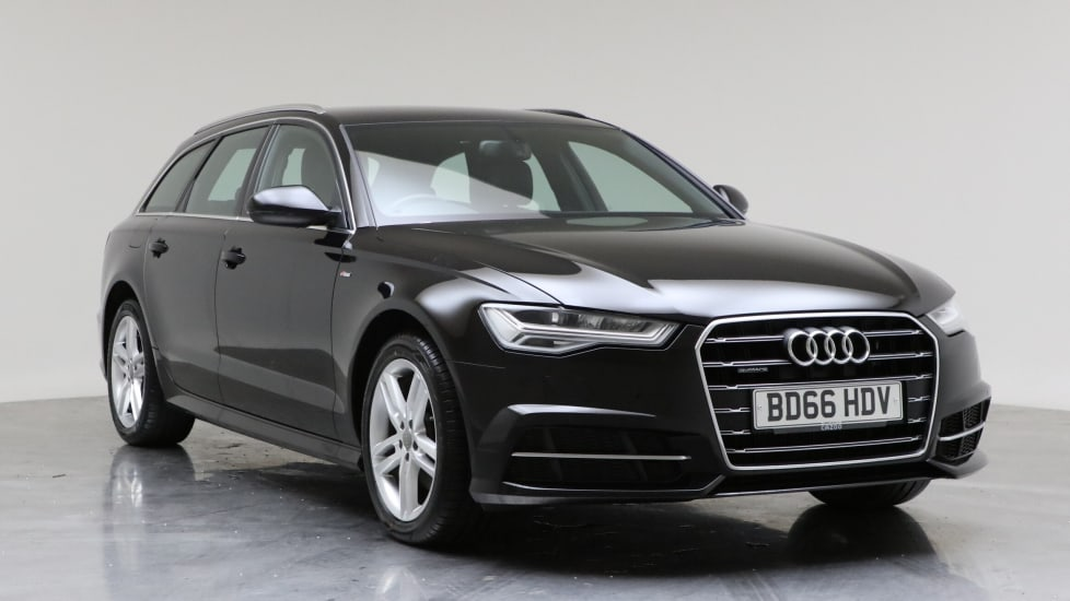 2016 Used Audi A6 Avant 2L S line TDI