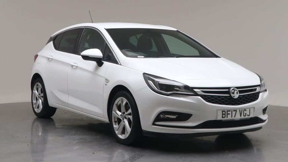 2017 Used Vauxhall Astra 1.6L SRi i Turbo