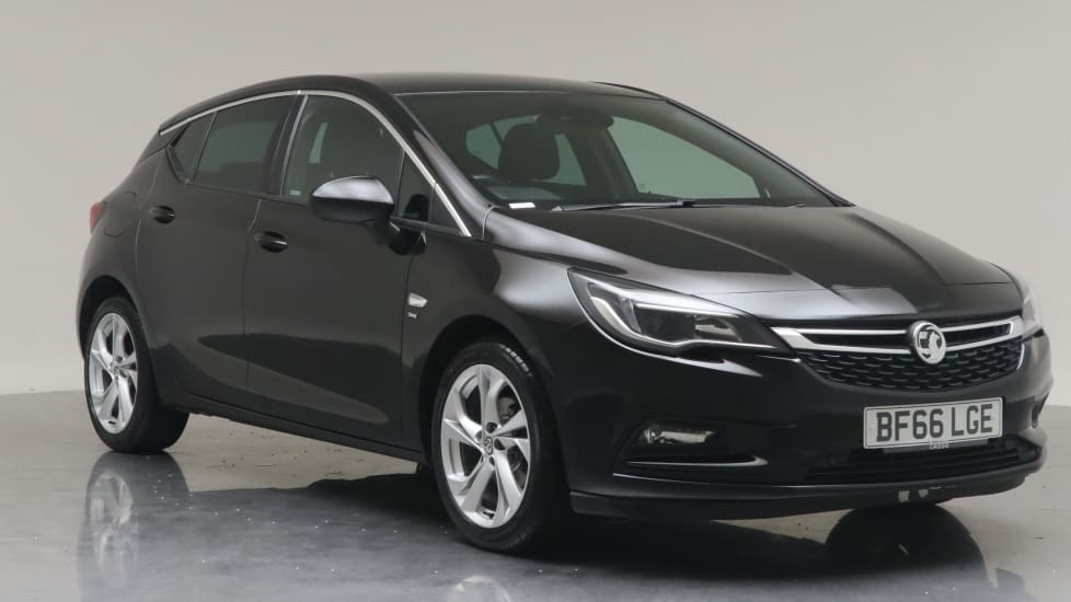 2016 Used Vauxhall Astra 1L SRi Nav ecoFLEX i Turbo