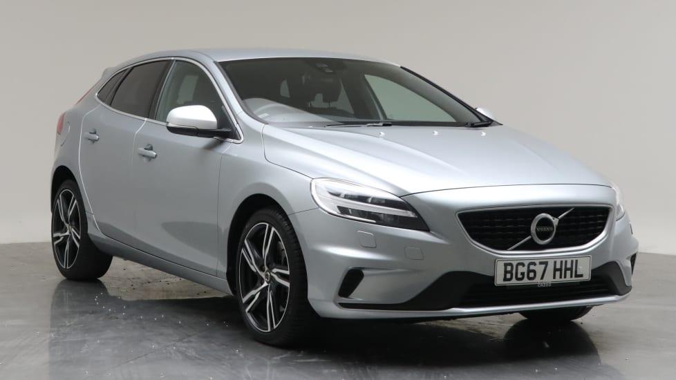 2017 Used Volvo V40 2L R-Design Pro D4