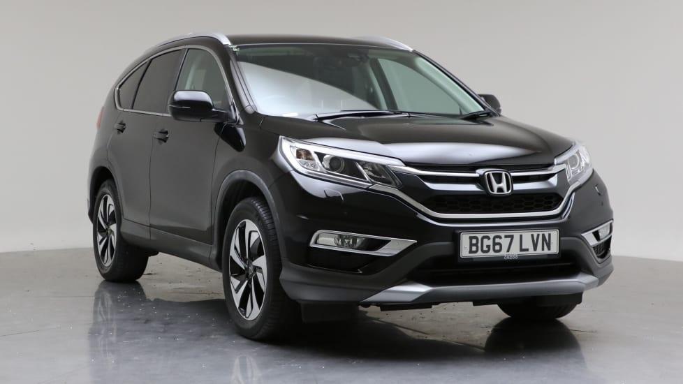 2017 Used Honda CR-V 2L EX i-VTEC