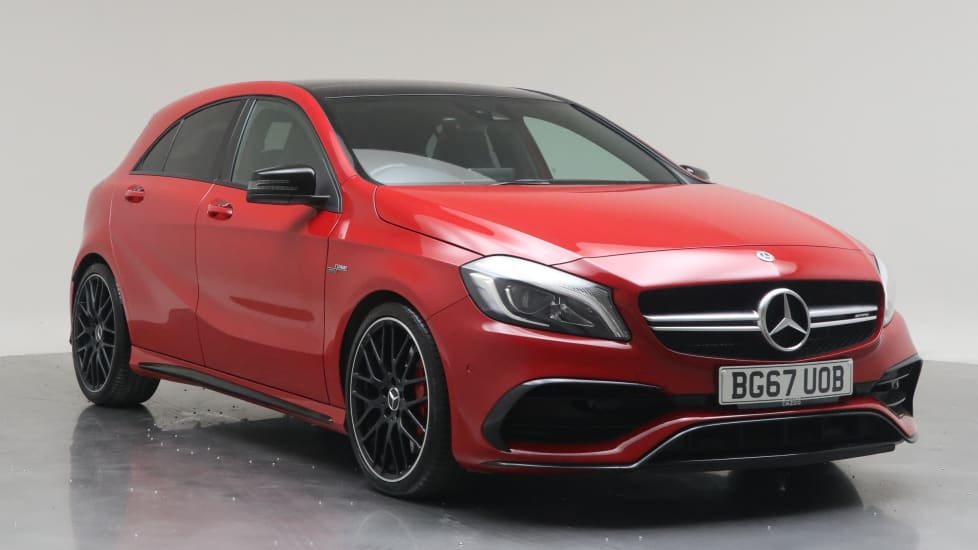2017 Used Mercedes-Benz A Class 2L AMG A45