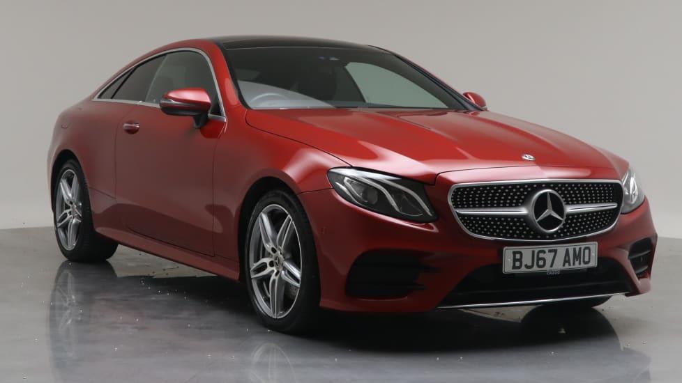 2017 Used Mercedes-Benz E Class 3L AMG Line E400 V6