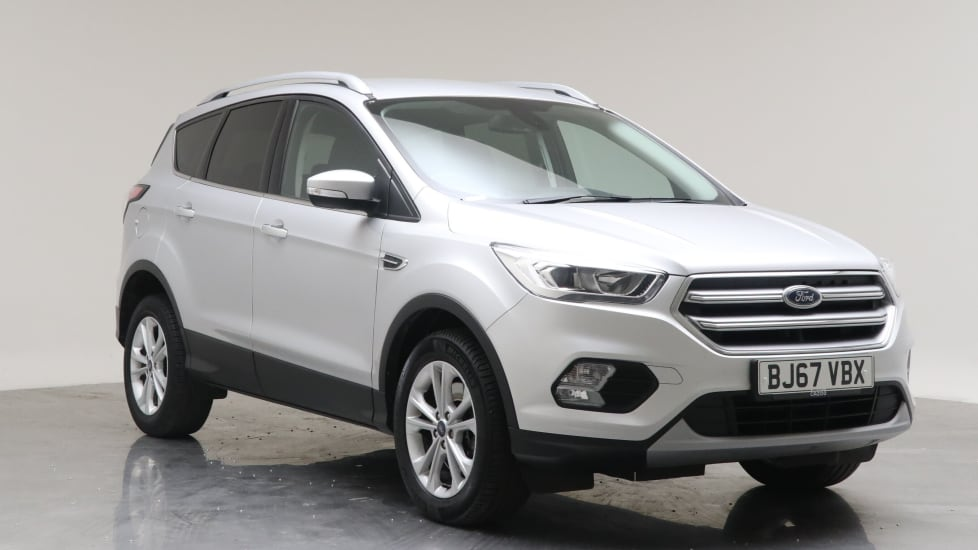 2017 Used Ford Kuga 2L Titanium TDCi