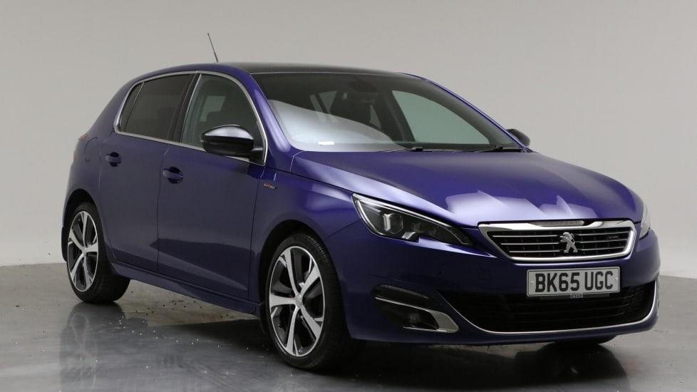 2015 Used Peugeot 308 1.2L GT Line PureTech