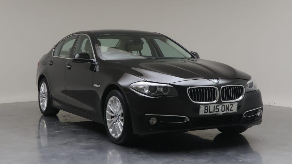 2015 Used BMW 5 Series 2L Luxury 520d