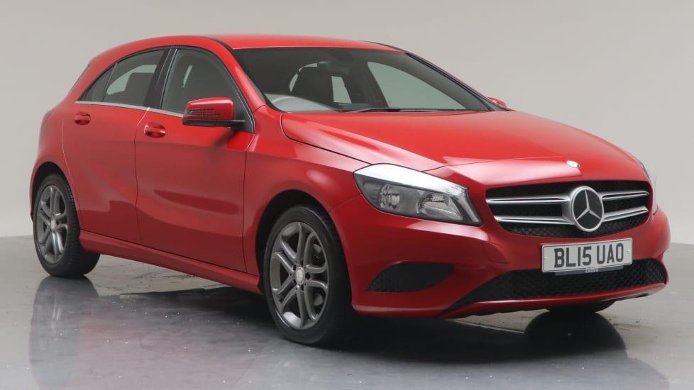 2015 Used Mercedes-Benz A Class 1.5L Sport A180 CDI