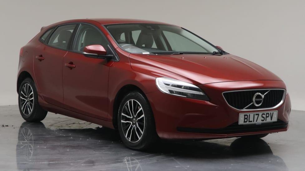2017 Used Volvo V40 2L Momentum Nav Plus D3