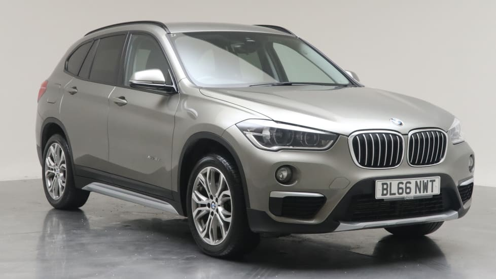 2016 Used BMW X1 2L xLine 18d