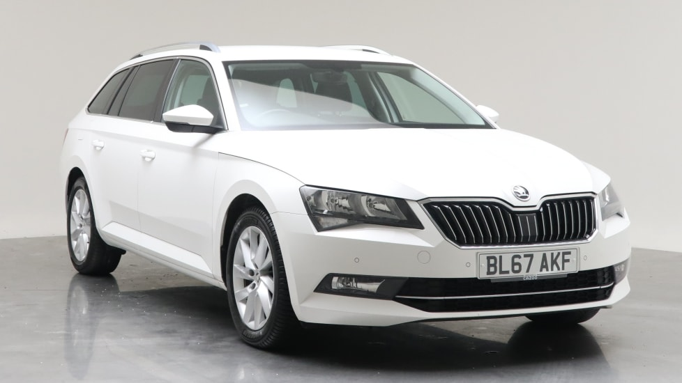 2018 Used Skoda Superb 2L SE Technology TDI