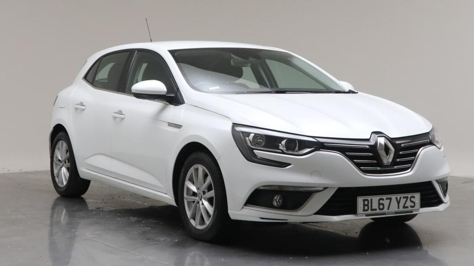 2017 Used Renault Megane 1.2L Dynamique Nav TCe