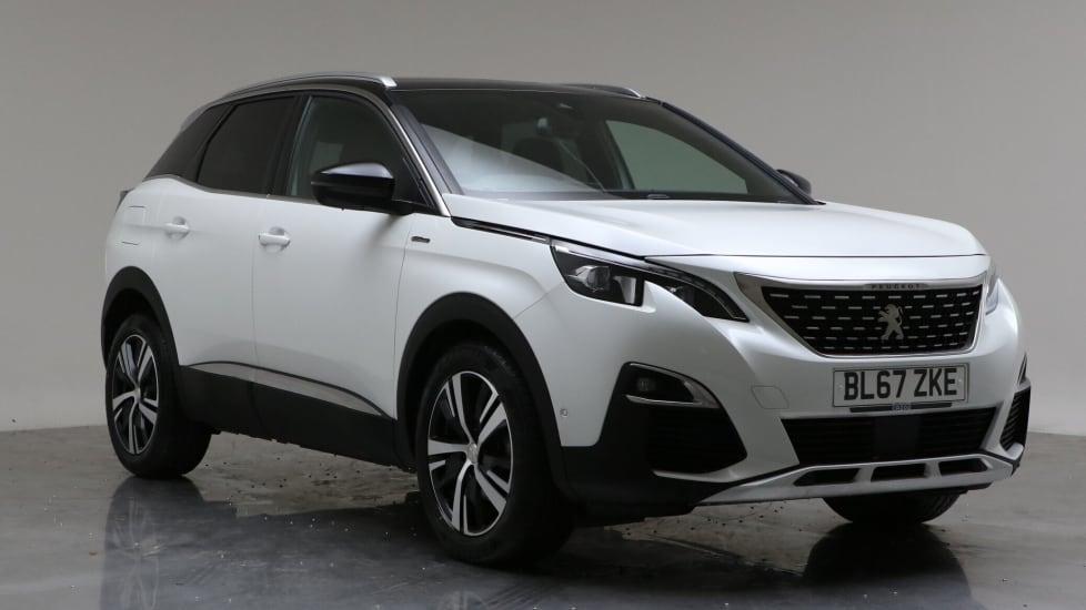 2018 Used Peugeot 3008 1.2L GT Line PureTech