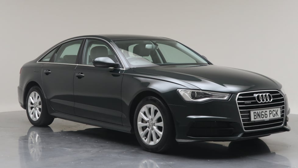2016 Used Audi A6 Saloon 3L SE Executive BiTDI V6
