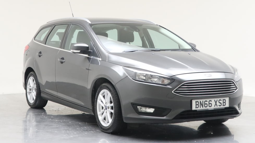 2016 Used Ford Focus 1.5L Zetec TDCi